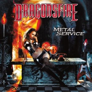 Dragonsfire - Metal Service cover art