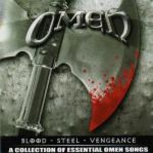 Omen - Blood - Steel - Vengeance - a Collection of Essential Omen Songs cover art