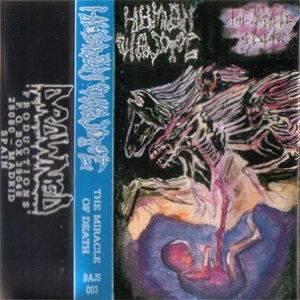 Human Waste - The Miracle of Death cover art