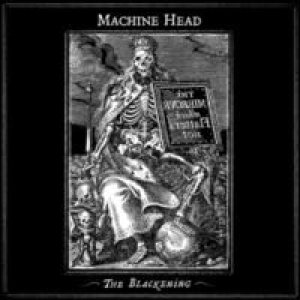 Machine Head - The Blackening cover art