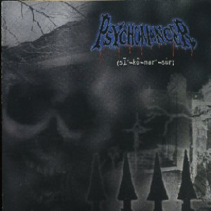 Psychomancer - (si-ko-man-sur) cover art