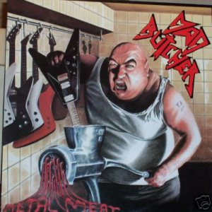 Mad Butcher - Metal Meat cover art