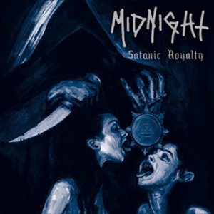 Midnight - Satanic Royalty cover art