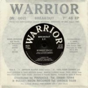 Warrior - Breakout cover art