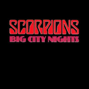 Scorpions - Big City Nights cover art