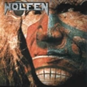 Wolfen - Don't Trust the White cover art
