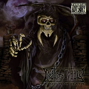 Reapers Riddle - A Touch of Death cover art