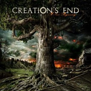 Creation's End - A New Beginning cover art