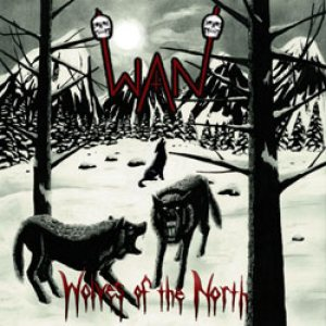 WAN - Wolves of the North cover art
