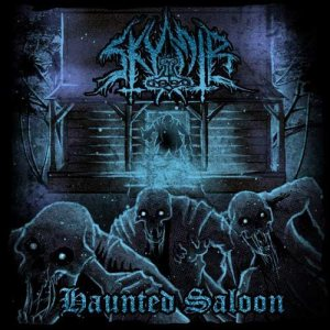 Skymir - Haunted Saloon cover art