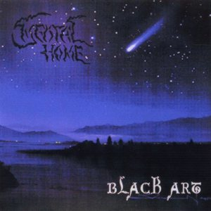 Mental Home - Black Art cover art