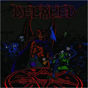 Decayed - The Ancient Brethren cover art