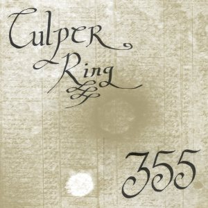 Culper Ring - 355 cover art