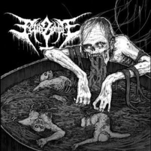 Fetid Zombie - Vomiting in the Baptismal Pool cover art