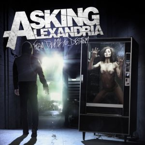 Asking Alexandria - From Death to Destiny cover art