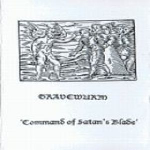Gravewürm - Command of Satan's Blade cover art