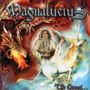 Magnalucius - The Quest cover art