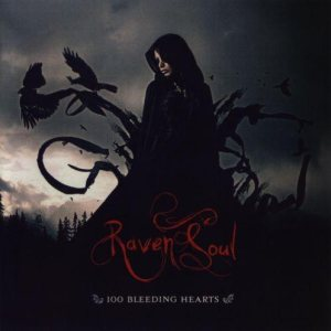 Raven Soul - 100 Bleeding Hearts cover art
