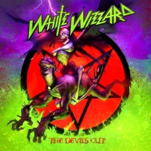 White Wizzard - The Devil's Cut cover art