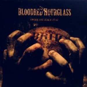 Bloodred Hourglass - Under the Black Flag cover art