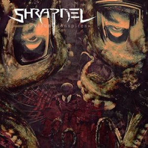 Shrapnel - The Virus Conspires cover art