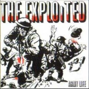 The Exploited - Army cover art