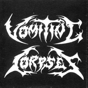 Vomiting Corpses - Cold Blood cover art
