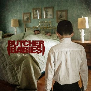 Butcher Babies - Goliath cover art
