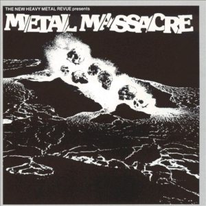 Various Artists - Metal Massacre cover art