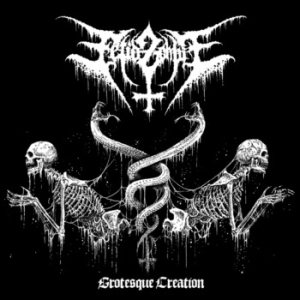 Fetid Zombie - Grotesque Creation cover art
