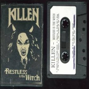 Killen - Restless Is the Witch cover art