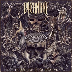 Byzantine - To Release Is to Resolve cover art