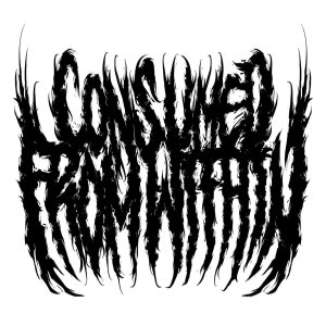Consumed From Within - Isolation​/​Cursed (Carpathian Cover) cover art