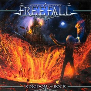 Magnus Karlsson's Free Fall - Kingdom of Rock cover art