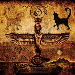 Amadeus Awad's Eon - The Book of Gates cover art