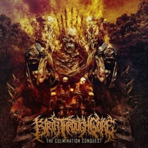 Birth Through Gore - The Culmination Conquest cover art