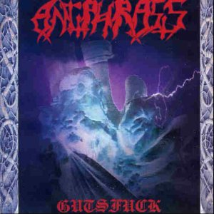 Antiphrasis - Gutsfuck cover art
