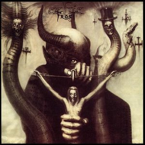 Celtic Frost - To Mega Therion cover art
