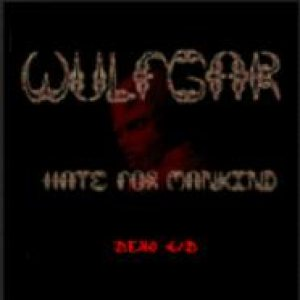 Wulfgar - Hate for Mankind cover art