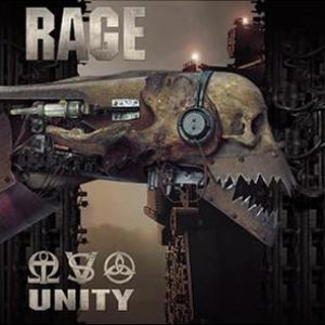 Rage - Unity cover art