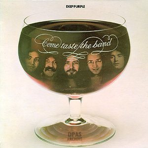 Deep Purple - Come Taste the Band cover art
