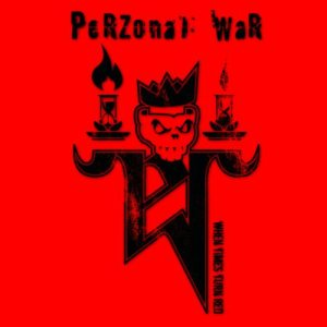 Perzonal War - When Times Turn Red cover art
