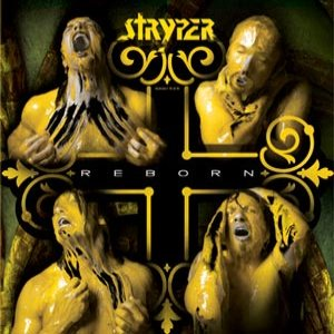 Stryper - Reborn cover art
