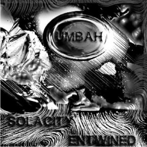 Umbah - SOLACITY ENTWINED cover art