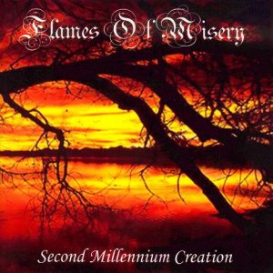 Flames of Misery - Second Millennium Creation cover art