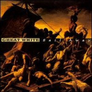 Great White - Sail Away cover art