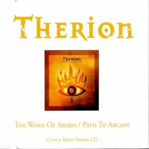 Therion - Wand of Abaris / Path to Arcady cover art