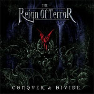 The Reign of Terror - Conquer and Divide cover art