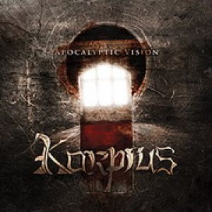 Korpius - Apocalyptic Vision cover art
