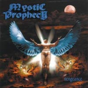 Mystic Prophecy - Vengeance cover art